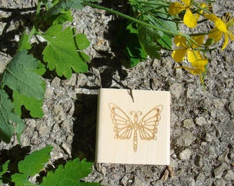 Customizable TC238 Butterfly stamp