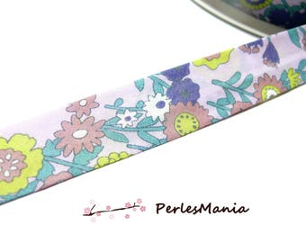 50 cm of bias tape liberty 20mm romantic 4053 collection 221, DIY