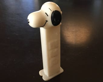Snoopy Pez Dispenser - Circa 1990s