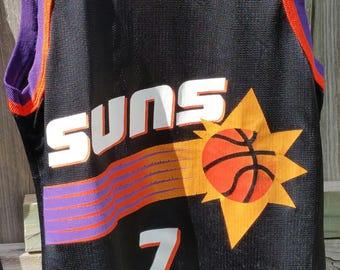 Phoenix Suns Kevin Johnson #7 Jersey by Champion Size 36