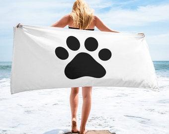 Dog Paw Towel
