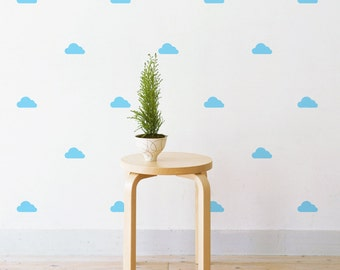Mini Clouds   Removable Wall Decal & Sticker for Home, Office, Nursery