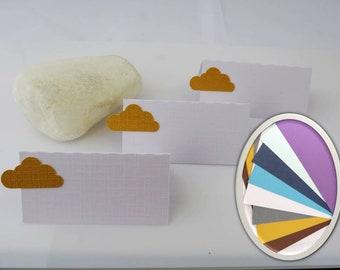color choices. Mark up cloud