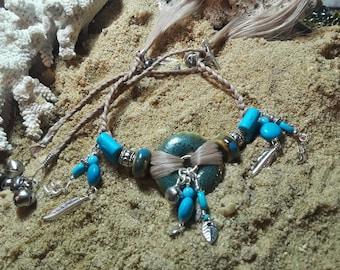Southwestern Style Boho Bracelet