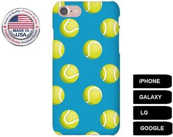 Tennis Phone Case, Phone Case Tennis, Tennis Phone Case, Tennis Team Gift, Tennis Galaxy Case, iPhone 7 Case, iPhone SE Case, Galaxy S5 Case
