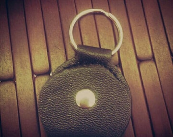 Guitar pick leather case * CASE ONLY