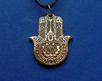 """Hand Of God """"Lotus"""", Yoga amulets"""