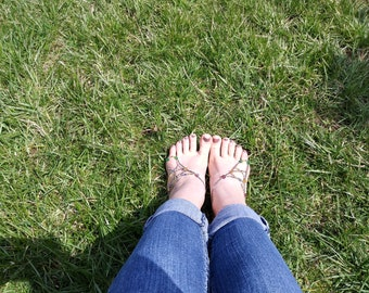 Feet as beautiful as the rest of you!
