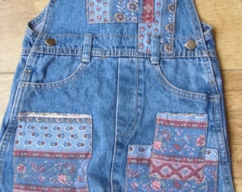 1980s Childrens Guess Dress USA size 5Y