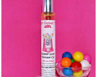 Bubble Gum Perfume Oil Roll-On