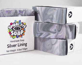 Silver Lining- Handmade Soap