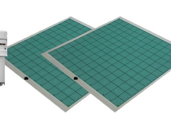 Silhouette AUTOBLADE for Cameo 3 and 2 pieces 12x12 CUTTING MAT