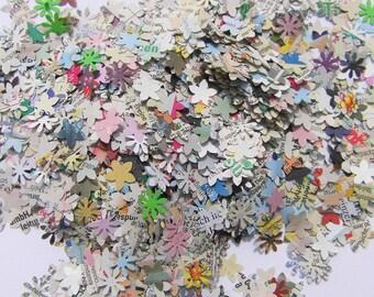 Confetti wedding confetti flowers wedding decor paper confetti flower confetti wedding throw confetti confetti flowers of flower decorations