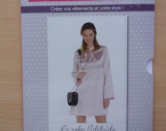 my easy sewing pattern singer - adelaide women dress