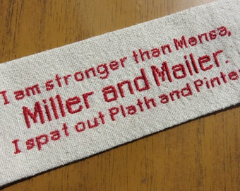 Manic Street Preachers Faster Sew on Patch