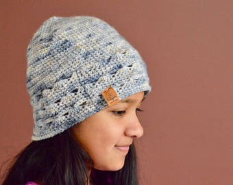 Instant Download - Ladders and Twists Hat - PATTERN ONLY