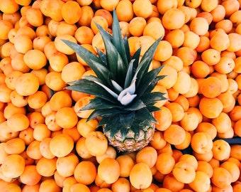 Athenian Fruit Stand