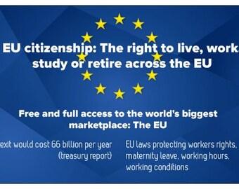 EU business cards, Europe, shopping, remain, 250 cards
