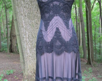 Beautiful Black Lace Dress