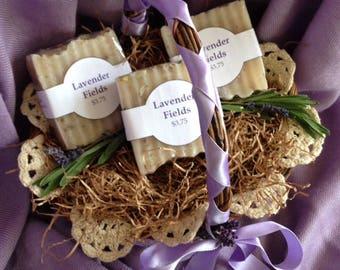 Lavender Fields Gluten Free