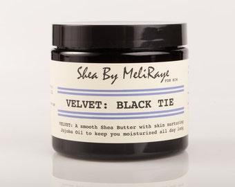 Velvet: Black Tie Whipped Shea Butter for Him