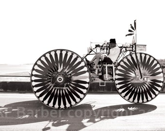 50th Anniversary Kinetic Sculpture Race Humboldt County California fine art photo print by AF Barber