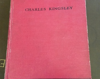 The Water Babies - 1940s Vintage Hardcover Illustrated Book by Charles Kingsley