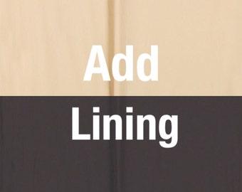 Add Lining to custom leotard -ballet leotard by Yukitard