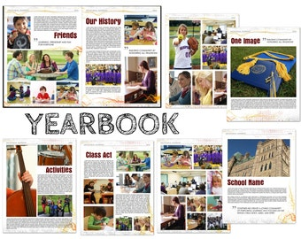 Yearbook cover design eagles 39 18 for Free online yearbook templates