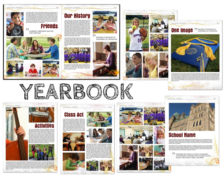 Ausgezeichnet Senior Jahrbuch Anzeigenvorlagen Fotos - Entry Level ...