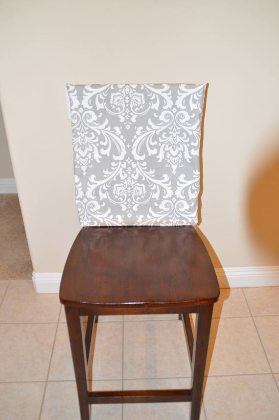Chair Back Cover Kitchen Slipcover Dining Room