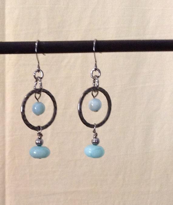 Amazonite Earrings E6151760