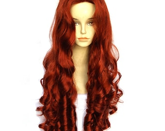 The little mermaid ariel adult costume wig in broadway musical the little mermaid ariel adult costume base wig kit do it yourself solutioingenieria