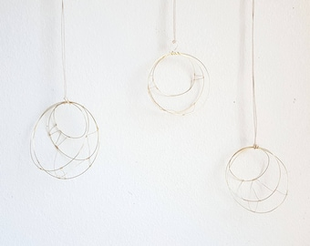 International Shoppers: Trio of Air Plant Nests, NO PLANTS Included, diy Air Plant Garden