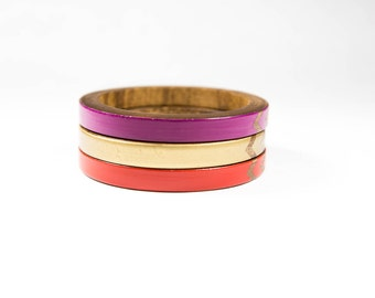 St. Vincent Skinny Bangle Set