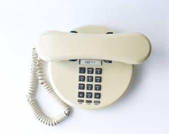Vintage Push Button Telephone