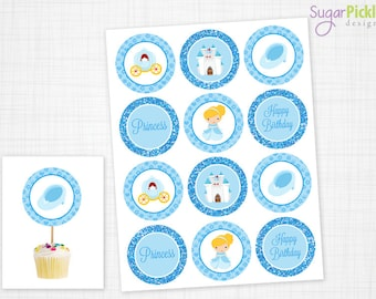 Cinderella Crown Printable Birthday Crown Crown Printable