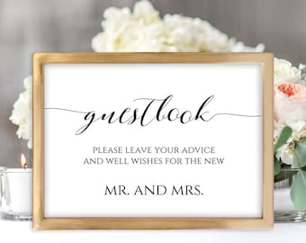 Guest Book Sign, Wedding Guest Book, Sign Our Guestbook, Guest Book Printable, Guest Book Wedding, Guest Book, Wedding Guestbook, Book Sign