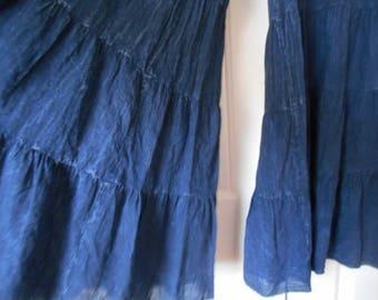 ON SALE......Vintage wide leg loose fitting Pants