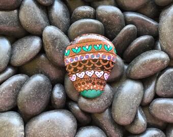 Design Handpainted Rock