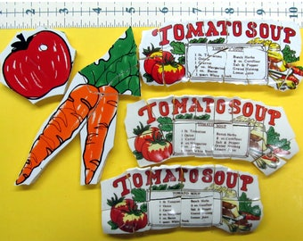 Tomato Soup for dinner - Recipe - hand cut China Mosaic Tiles