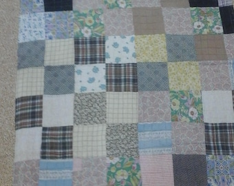 Vintage  Double  Sided Quilt