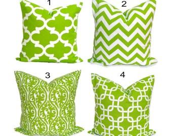 GREEN Pillows, Green Pillow Cover, Green Pillow, Green Throw Pillow, Green Pillow, Green Pillow, Green Cushion, Green Euro Sham, cm.
