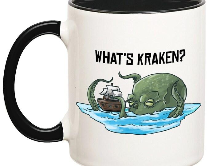 What's Kraken Mug