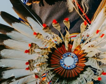 Native American Pow Wow IV, Native American, tradition, colorful