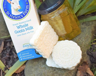 Goats Milk and Honey Handmade Soap