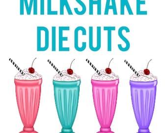 Milkshake Die Cuts