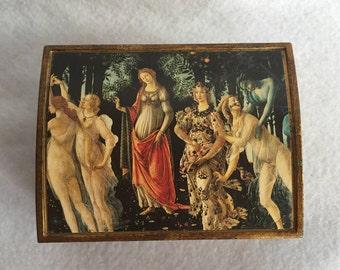 Florence, Italy Trinket Box