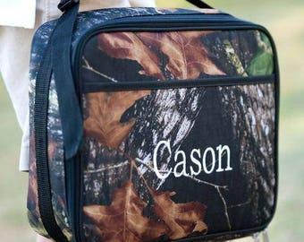 Boy's Woods Lunch Bag - Lunchbox