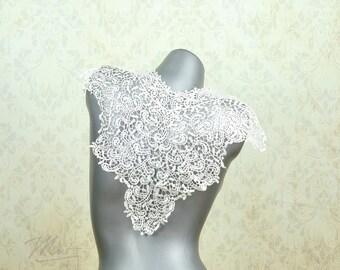 Lace insert - white - No. 15
